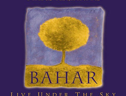 Makis Ablianitis – «BAHAR – LIVE, UNDER THE SKY»